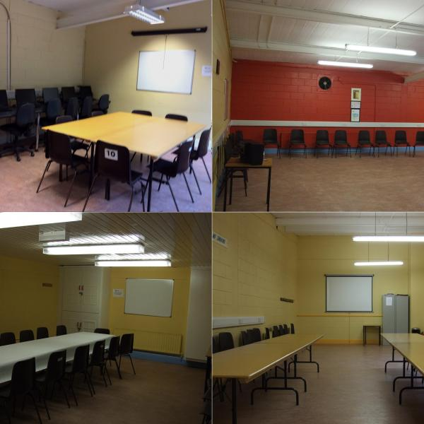 IT & Meeting Rooms
